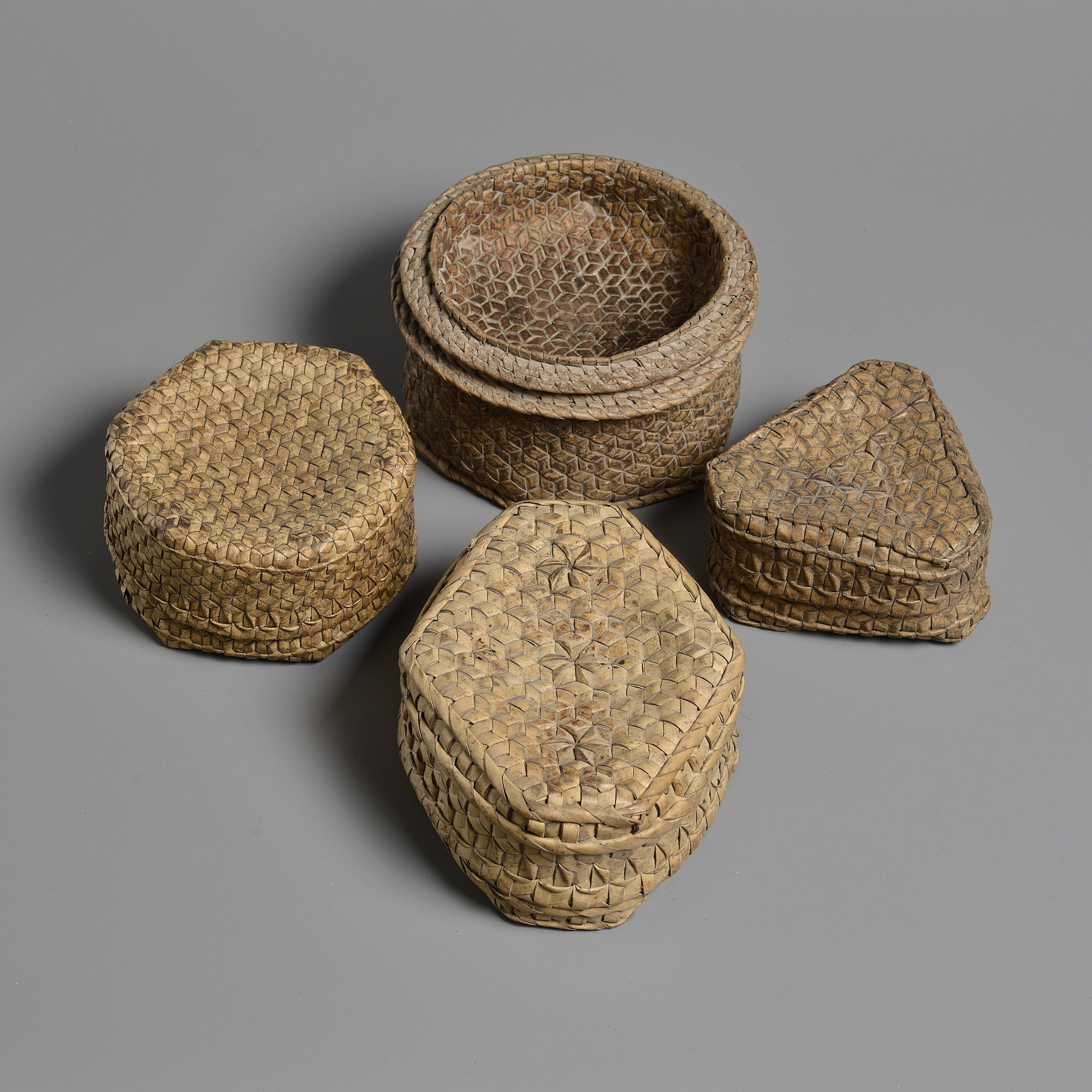 Timur Basketries.