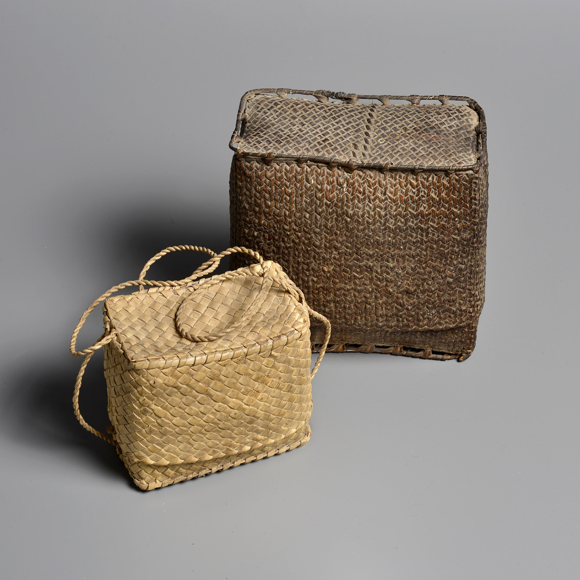 Timur & Alor Basketry.